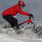Особенности зимнего велотуризма