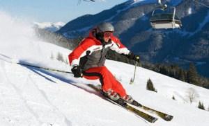 выбираем горные лыжи