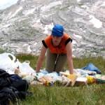 Основы составления меню и продуктового распределения для походов