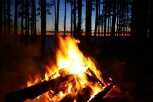 Основные приемы добывания огня