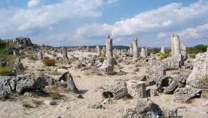 Каменный лес Болгарии