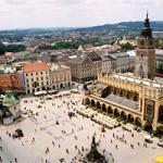 Город Краков — самое красивое место в Польше