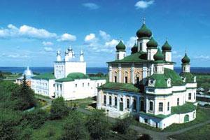 Переславль-Залесский - жемчужина Золотого кольца