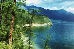 Мечта туриста - озеро Байкал