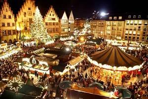 Рождественские базары в Швейцарии