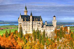 Отдых в красивой Германии