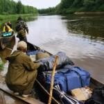 Отправляемся рыбачить с лодки