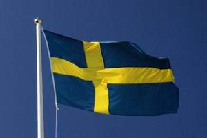 В Швеции изобилие не только на столе