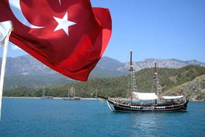 Турция - страна легендарной истории