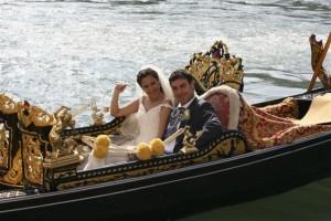 Романтическая прогулка в Венецию