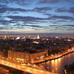 Где позагорать и искупаться в Москве?