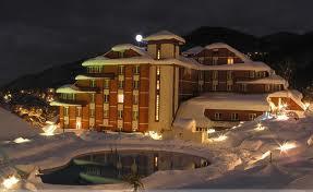 Cтарейший туристический отель