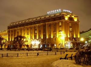 Отели и мини-отели Санкт-Петербурга