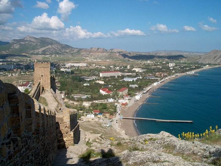 Как хорошо отдохнуть в Судаке? Крым