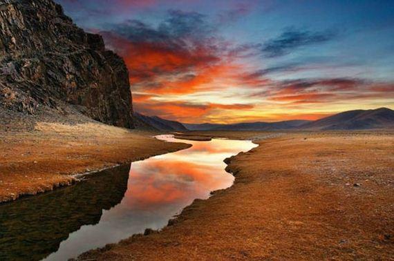 Путешествуем по Монголии