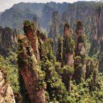 Национальный лес Чжанцзяцзе