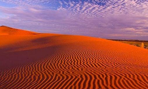 пустыня Симпсон