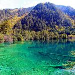 Цзючжайгоу — долина в провинции Сычуань