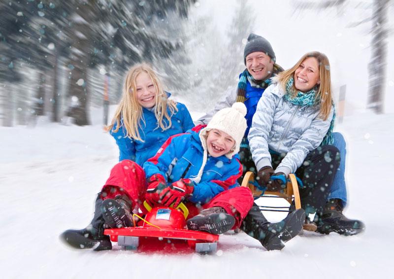 лучшие места для зимнего отдыха