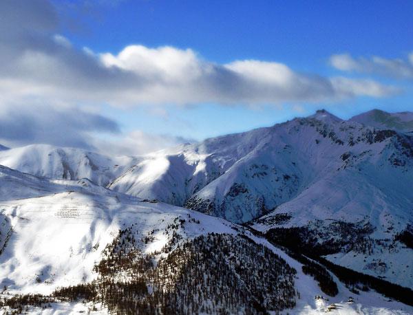 Валле Аоста - горнолыжный курорт