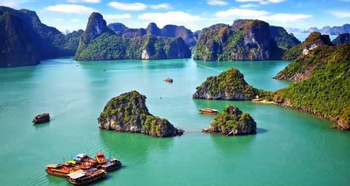 Бухта Дракона: чудеса Вьетнама
