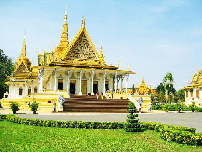 Достопримечательности Камбоджи и ее столица