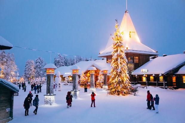 Хельсинки-Рованиеми, Финляндия