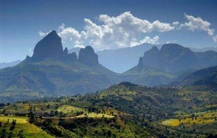 Эфиопия - путешествуем по Африке