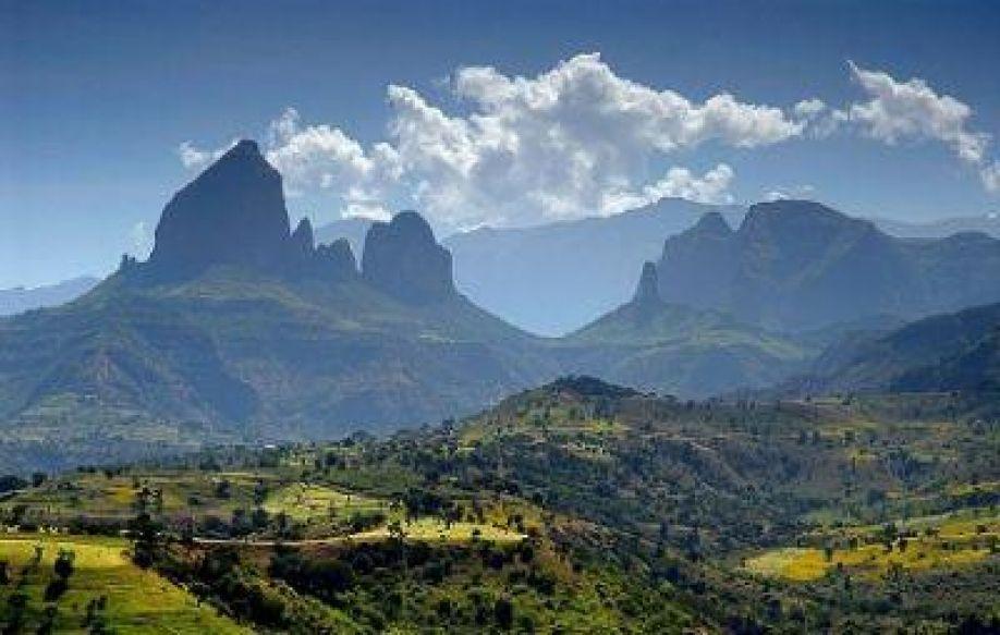 Путешествие по Эфиопии