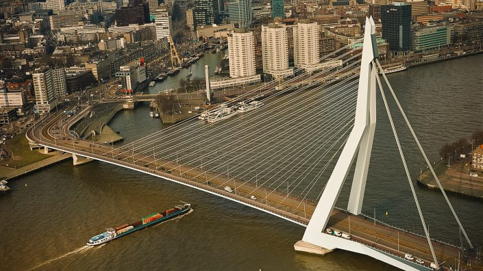 Departure: Роттердам