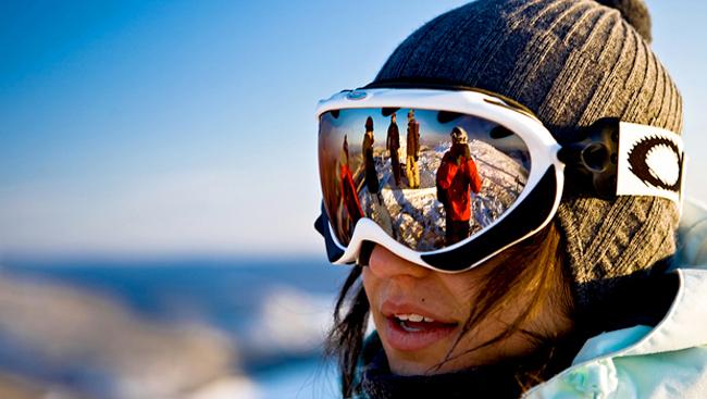выбор горнолыжной маски