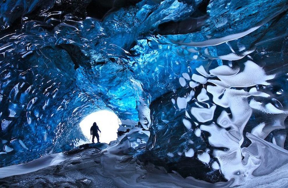 lednik vatnayyokyudl v islandii