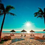 Пляжный отдых лето 2018