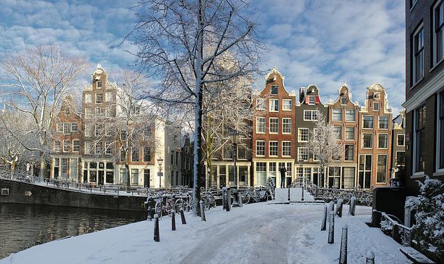 отдых в Нидерландах зимой