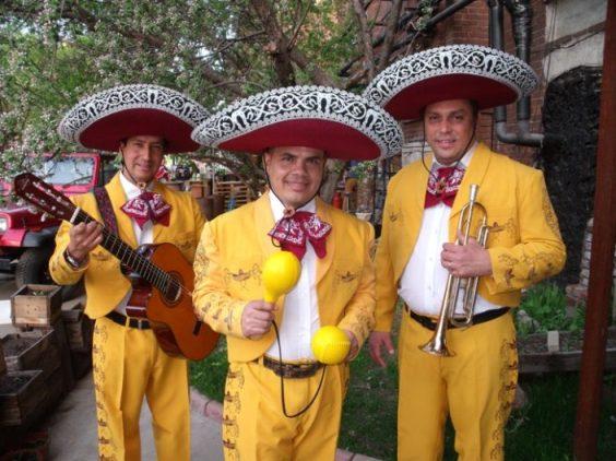 Мексиканские конкурсы