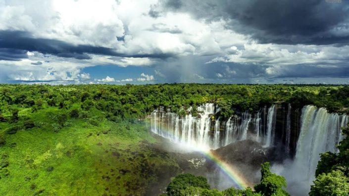 Отдых в Анголе