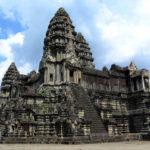 Ангкор Ват — достопримечательности Камбоджи