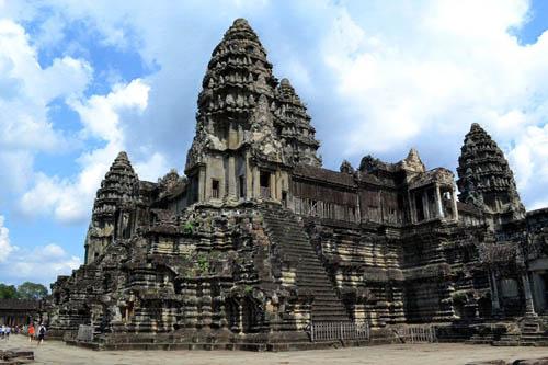 Ангкор Ват - достопримечательности Камбоджи