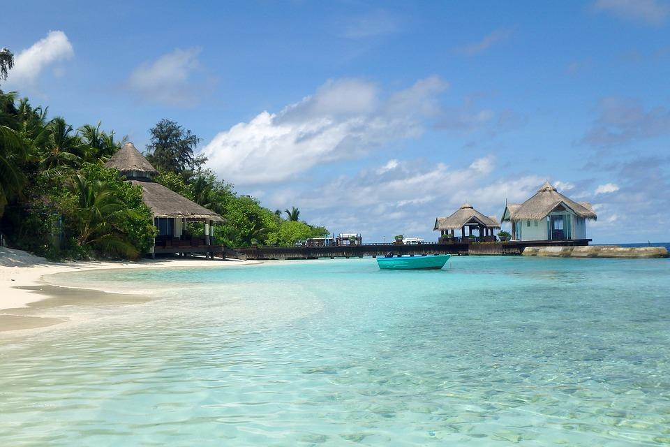 Дайвинг на Мальдивах