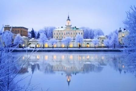 Пори Финляндия - отодых