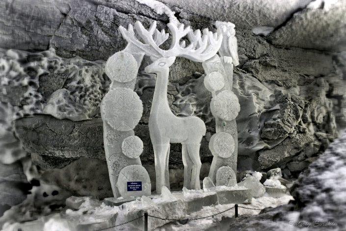 скульптура в первом гроте